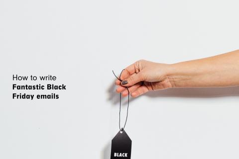 Black friday emails tips