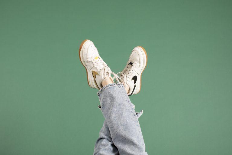 Maartje Dekker shoe photo