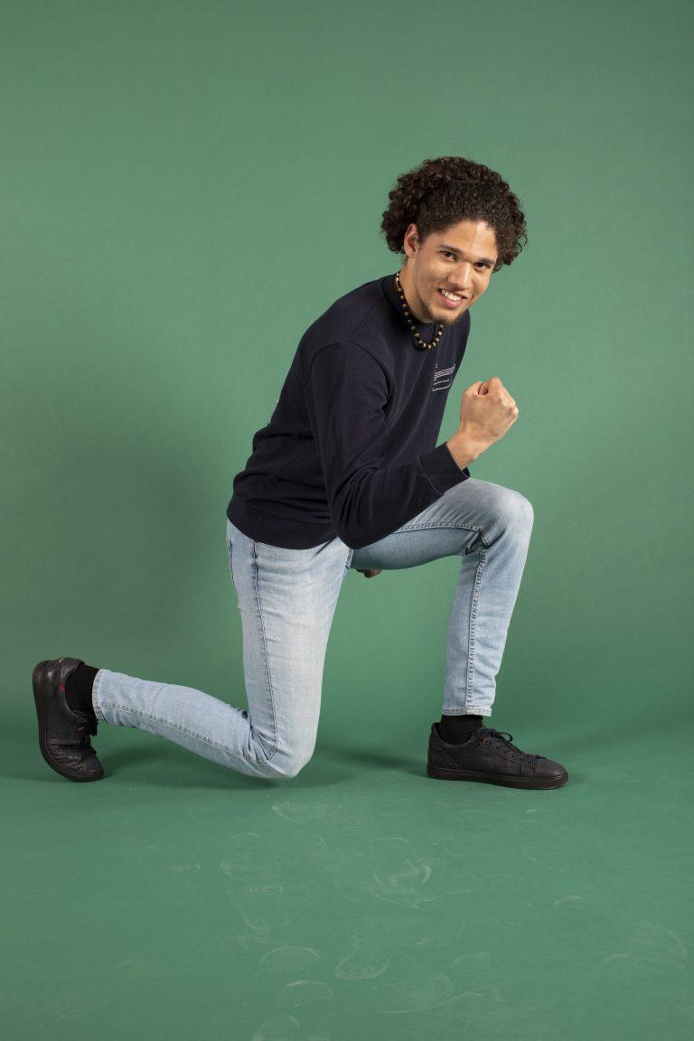 Photo of Joël Cornelia, Growth Hacker at Sprints & Sneakers Amsterdam