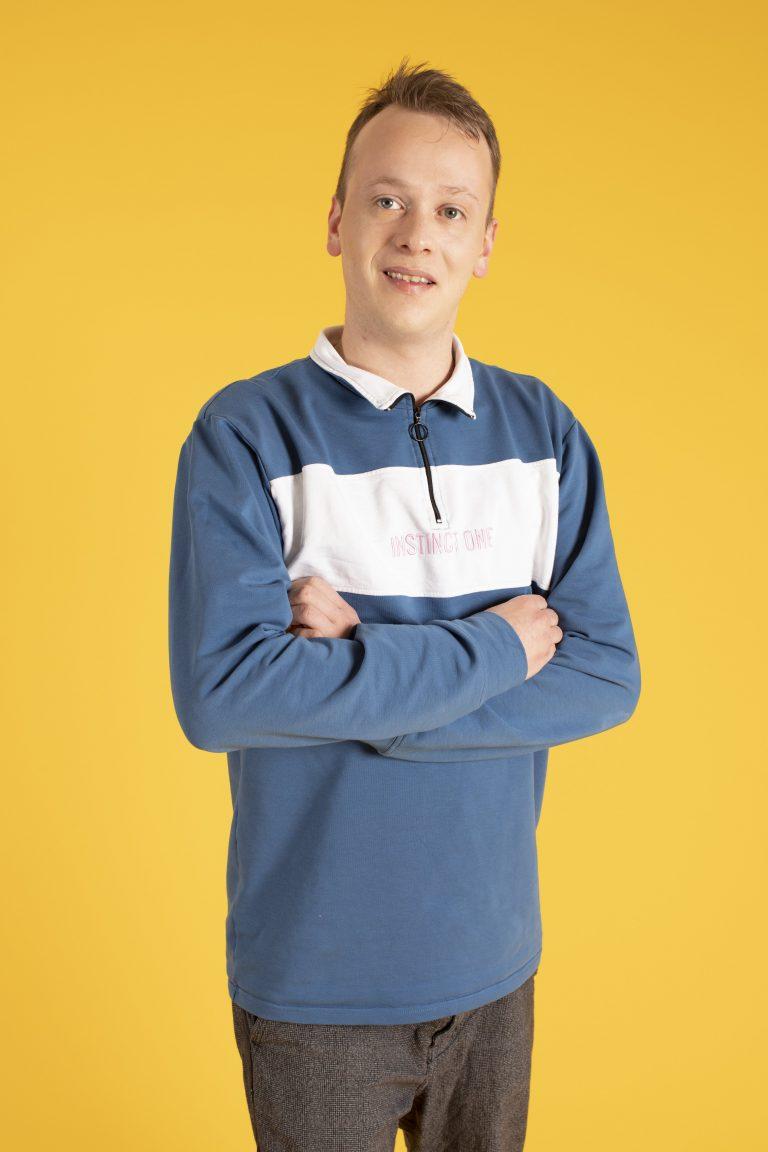 Photo of Tjeerd Leendertse, Growth Hacker at Sprints & Sneakers