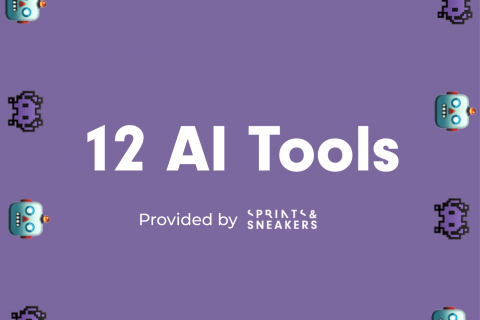 12 AI tools in marketing
